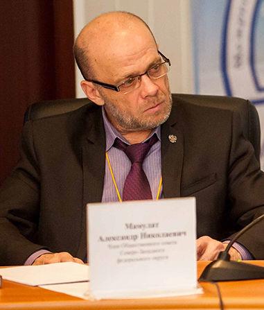 Александр Мамулат измотан выборным марафоном