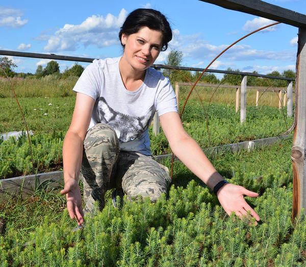 Елена Виноградова: «Все работы мы выполняем на научной основе»