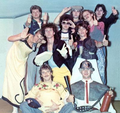 Пик популярности группы «Календарь» пришёлся на конец 1980-х годов