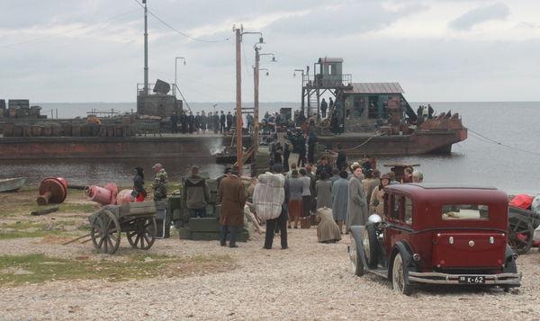 На берегу Ильменя вырос ладожский порт Осиновец