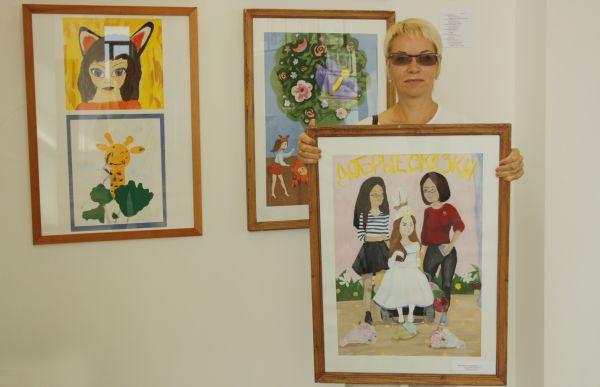 За организацию звучащей выставки Мария Баранова взялась впервые