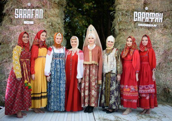 Задача фестиваля — вернуть интерес к народному костюму