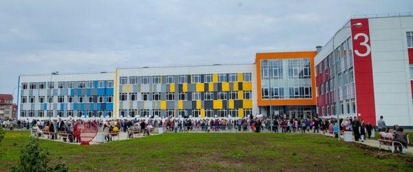 Новая школа в Псковском микрорайоне областного центра рассчитана на 1350 учащихся