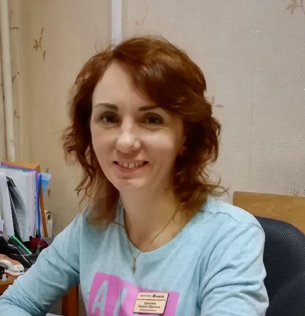 Марина ЩАПКОВА