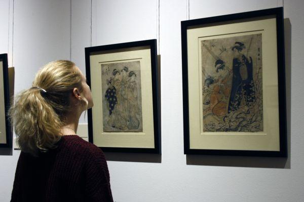 Новгородцы увидят 70 гравюр