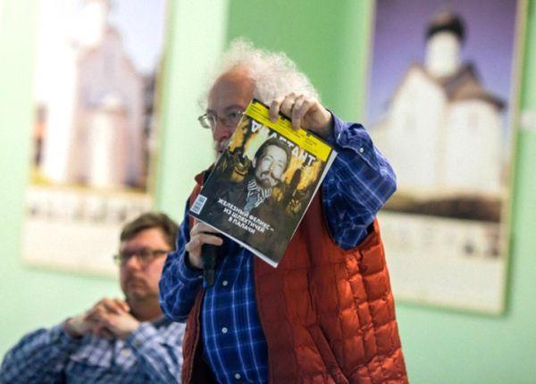 Поездки авторов «Дилетанта» по стране дают результаты — растёт читательская аудитория журнала