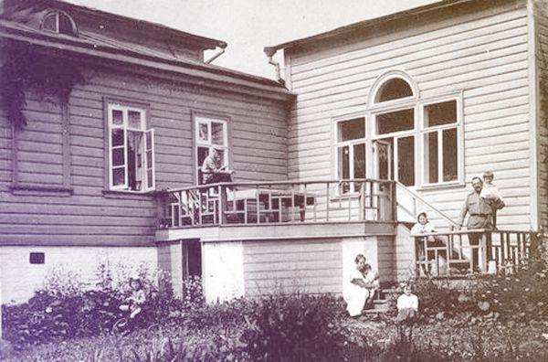Валдай — любимый провинциальный уголок Михаила Меньшикова