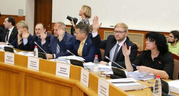 Комиссия к участию в конкурсе на пост мэра не допустила пятерых претендентов
