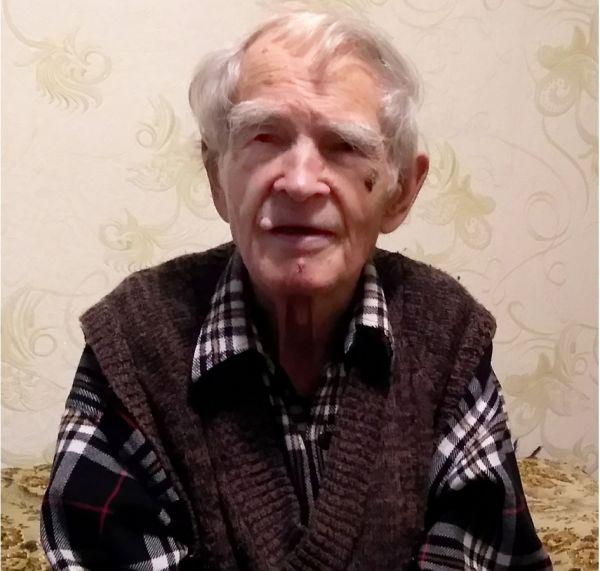 Алексей Филиппович один из четверых оставшихся в живых и проживающих в Великом Новгороде освободителей нашего города