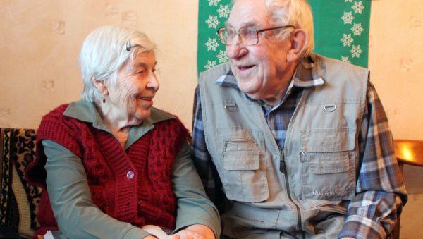 Клавдия Филипповна и Иван Александрович уже 63 года вместе