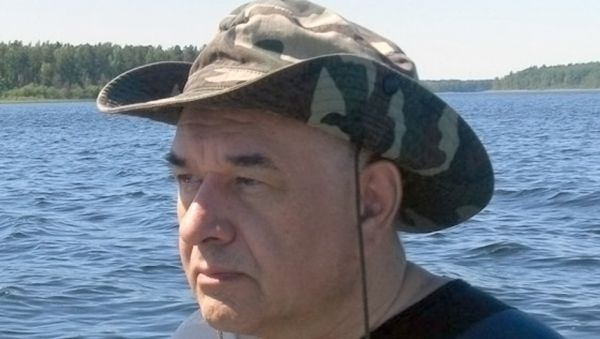 Алексей Иванов, руководитель поисковой программы «Южная группа»