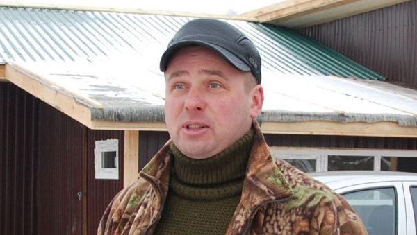 Андрей Булин: «Мне интересно заниматься животноводством»