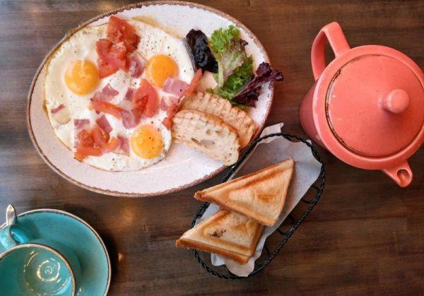 Яичница — самый классический завтрак всех стран и континентов