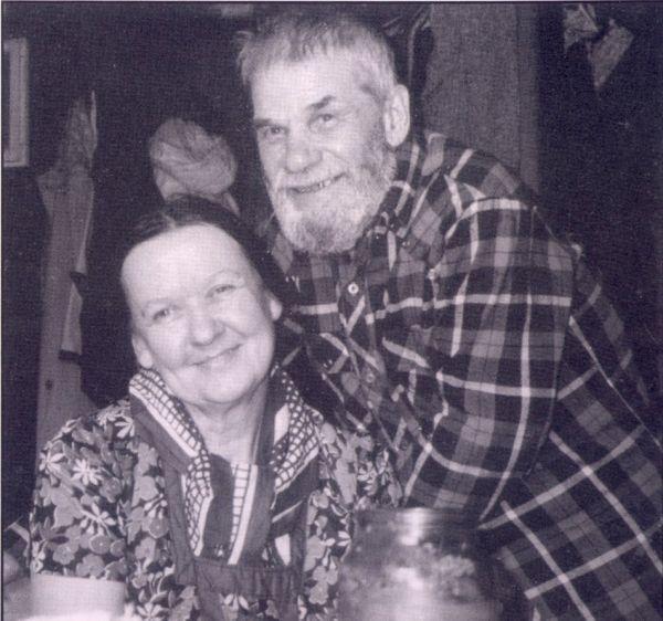 Дмитрий Сергеевич с супругой Людмилой Дмитриевной