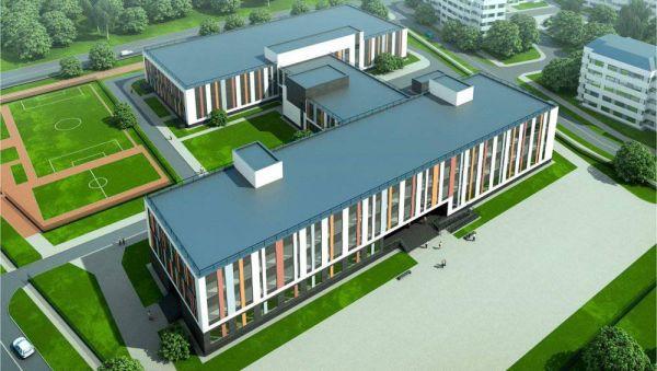 Строительство школы в Боровичах обойдётся в 717 млн. рублей. Из них 551 млн. рублей — федеральная субсидия: 206 млн. рублей должно поступить в текущем году и 345 млн. рублей — в 2019-м
