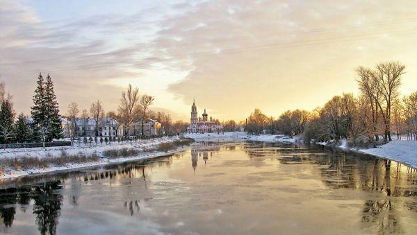 Если всё сложится, подвесная переправа соединит в Старой Руссе два городских района, в каждом из которых немало исторических мест и достопримечательностей