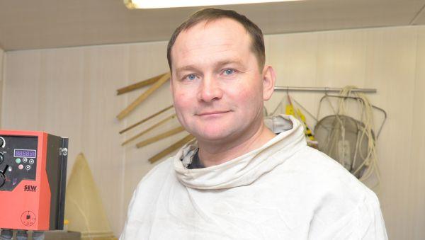 Александр Чумаков: «Пчеловодами не рождаются, ими становятся благодаря стараниям и трудолюбию»