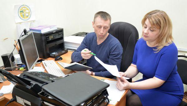 Консультанты Центра Александр Анисимов и Анастасия Харланова предоставят участникам группы мессенджера всю интересующую информацию