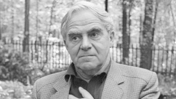 Даниил Гранин, 1989 год