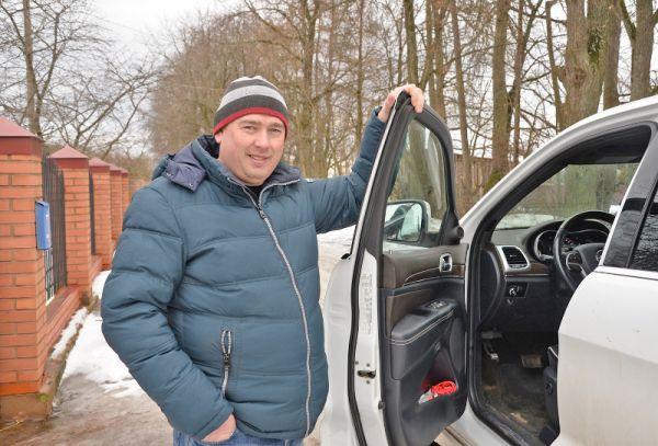 Михаил Колесников: «Я с детства люблю работать на земле, и это для меня главное»