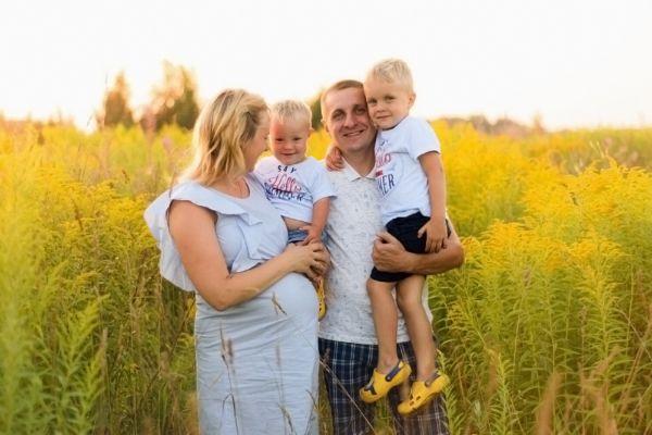Счастливая обычность семьи с «необычным» ребёнком
