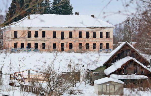 Так сейчас выглядит главный дом усадьбы Ровное-Новоблагодатное