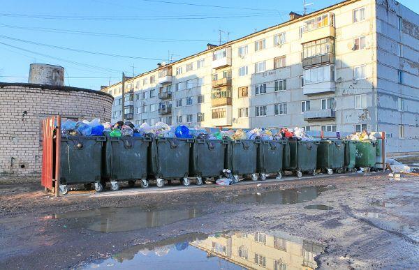 На двойную плату за вывоз ТКО новгородцы жаловались 65 раз