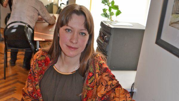 Карина Соловьёва несколько лет посвятила работе над «Новгородскими сказками»