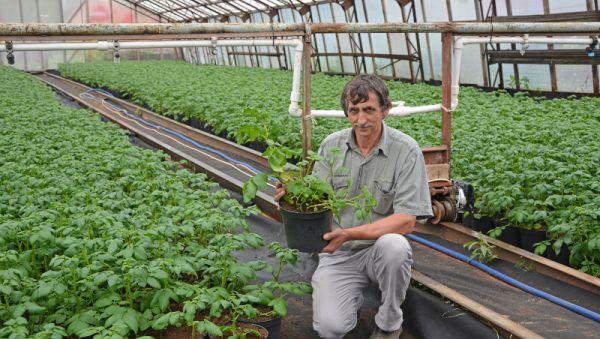 Иван Гелетей: «Мне интересно экспериментировать, проводить опыты, так как эта работа приносит хороший результат»