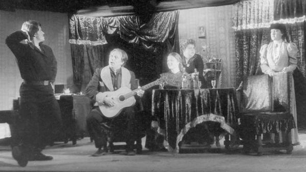 «Васса Железнова» в постановке Старорусского народного театра, 1983 год
