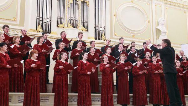 Академический хор Шалёного и ансамбль «Садко» стали визитными карточками Центра культуры и досуга имени Васильева