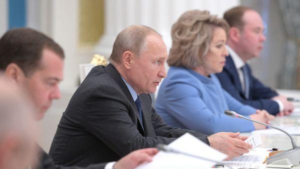 До 2024 года в России будет идти реализация 12 нацпроектов