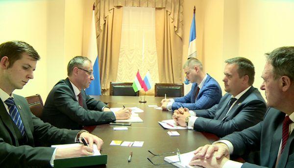 Зарубежные партнёры заинтересованы не только в культурных связях с Новгородчиной