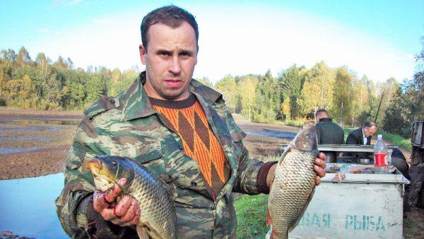 Дмитрий Стригалев: «Вот какую рыбу мы умеем выращивать»