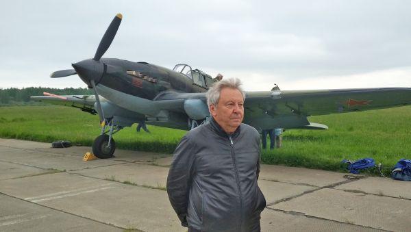Мечта команды Бориса Осятинского, чтобы когда-нибудь Ил-2 открыл воздушную часть парада над Красной площадью