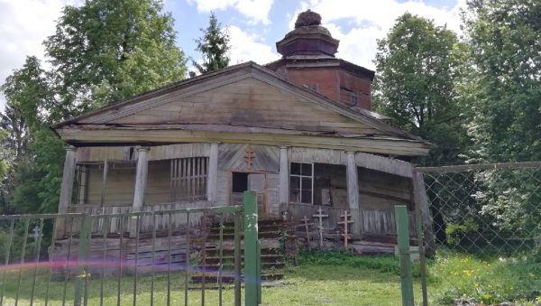 Как предполагают солецкие краеведы, этот храм был срублен во второй половине XVII века