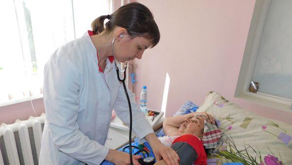 Паллиативное отделение Пролетарской больницы рассчитано на 20 коек