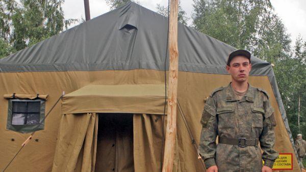 После службы в армии Владимир Шарыгин останется в поиске