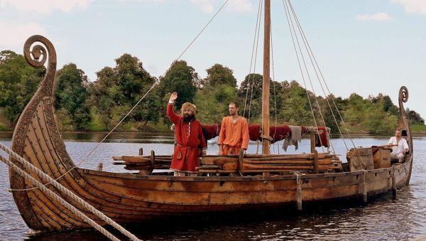 В поисках средневековой Руси съёмочная группа оказалась на Даугаве
