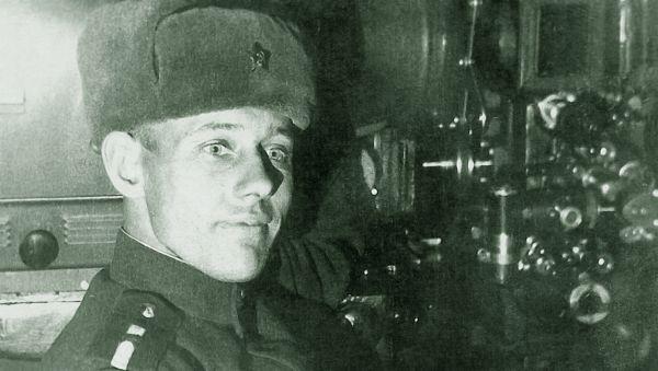 Ветеран ВОВ Аркадий Лив почти всю мирную жизнь проработал киномехаником на селе