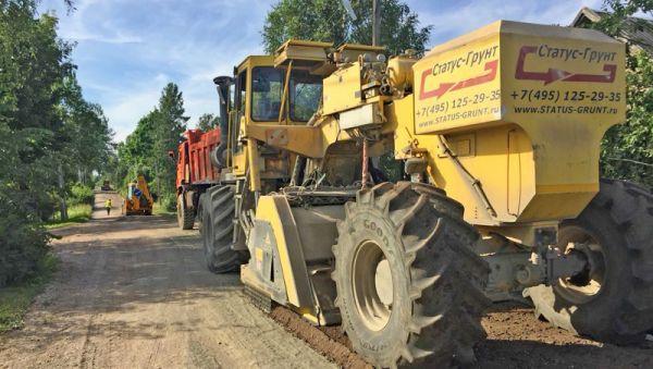 В этом году жители Великого Новгорода точно не скажут, что с ремонтом дорог затянули. Работы идут полным ходом