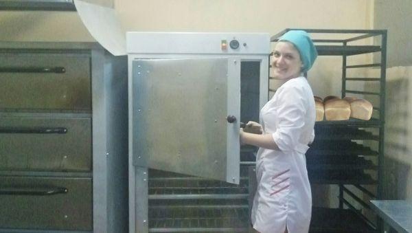В Поддорье Кристина и Иван Кучеренко создали пекарное производство