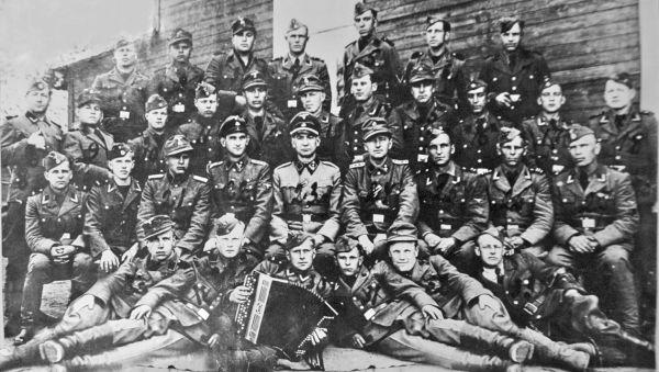 Участники «тайлькоманды» СД (фото из архива ФСБ)