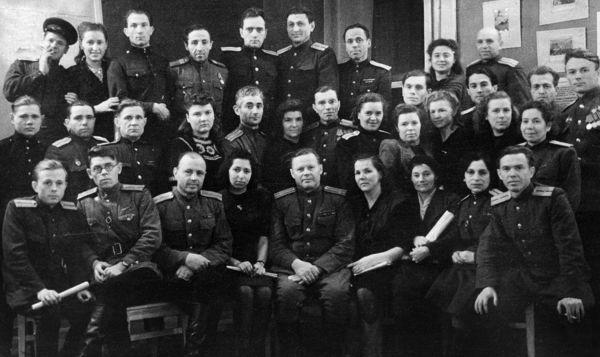 Специальная оперативно-сдедственная группа УМВД—УМГБ «Новгородского Нюрнберга», 1947 год
