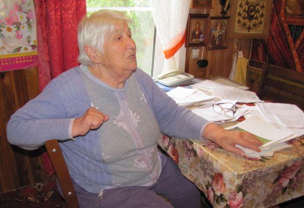 Тамара Малютина просила установить дополнительные водозаборные колонки, но односельчане её не поддержали