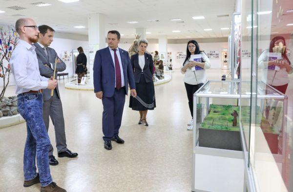 Нарьян-Мар стал первым из городов Крайнего Севера, который посетила новгородская делегация. В планах – Мурманск и Архангельск