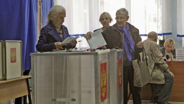 Правом голоса могли воспользоваться 492 962 жителя области, а воспользовались лишь 23,1% избирателей.