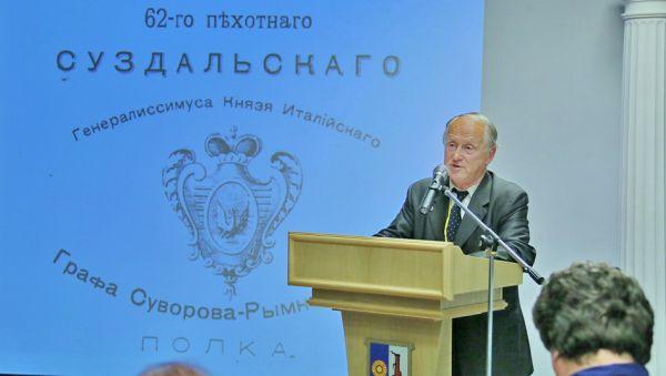 На Владимирщине генералиссимус такой же свой, как и на Новгородчине