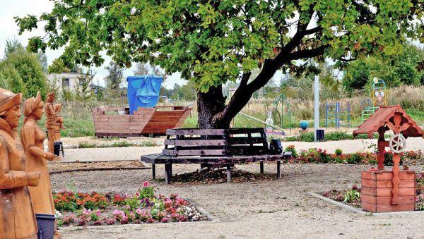 Вторая очередь парка «Лукоморье» будет готова в этом году