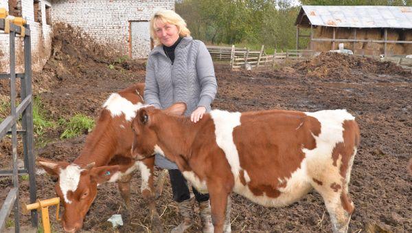 Роза Андрианова: «Мы знаем и умеем работать, ведь на селе живём»